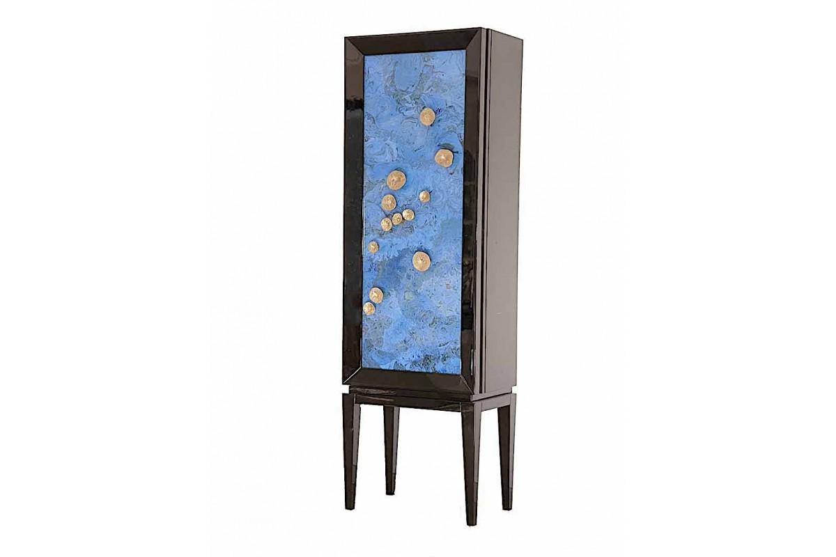 Cabinet-bar Zodiac, par Kèrp