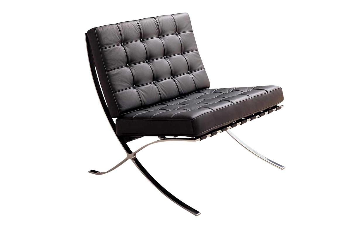 Le fauteuil Barcelona de Ludwig Mies van der Rohe