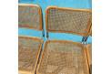 chaises Breuer B32, de profil