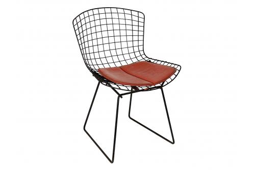 Chaise en treillis de metal par Harry Bertoia pour Knoll