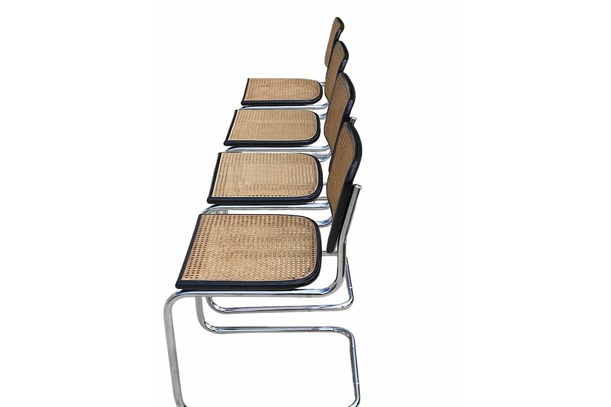 Chaises Cesce, Lot de 4, Made in italy