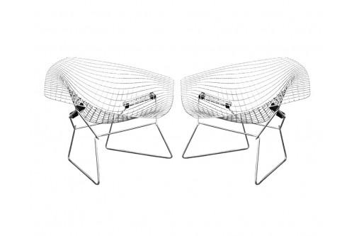 fauteuils diamant knoll
