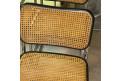 Chaises Cesca noires, lot de quatre
