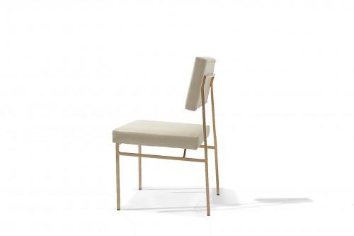 Chaise modèle P60 par Antoine Philippon et Jacqueline Lecoq pour Airborne
