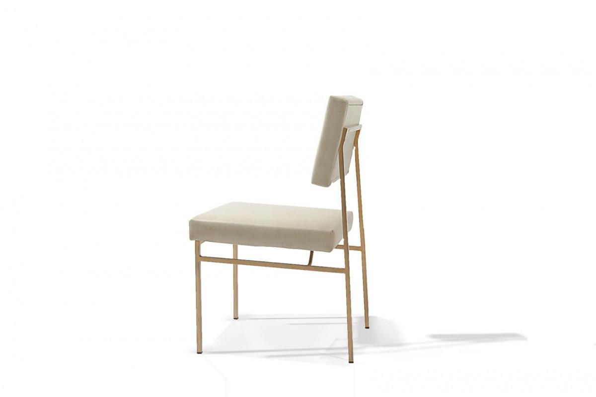 Chaise modèle P60 par Antoine Philppon & Jaqueline Lecoq pour Airborne