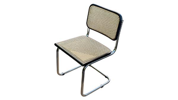 chaise b32 breuer noir