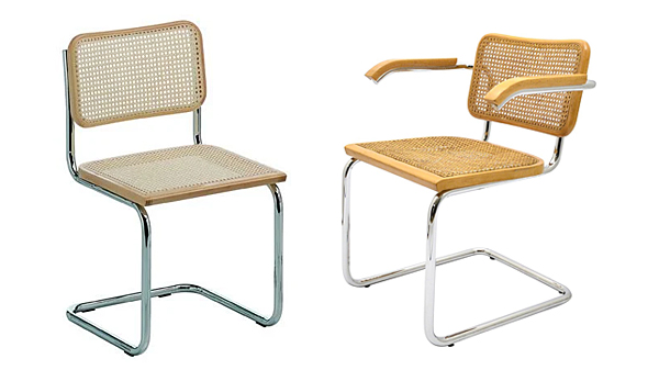 chaise fauteuil cesca