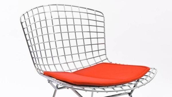 chaise bertoia knoll authentique