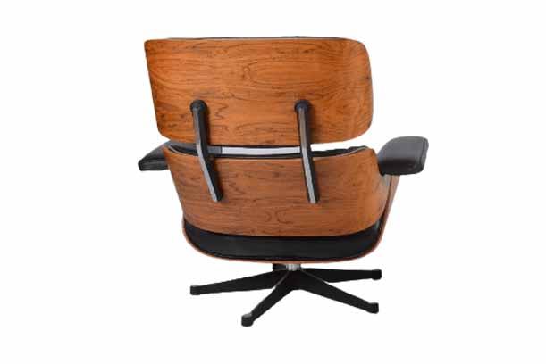 Lounge chair de dos