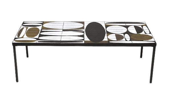 table ellipse roger capron