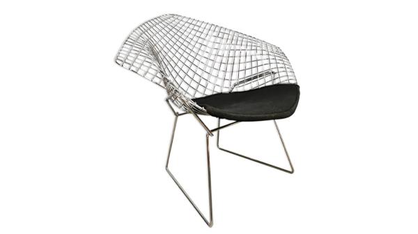 fauteuil bertoia knoll