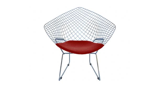 fauteuil diamond knoll bertoia