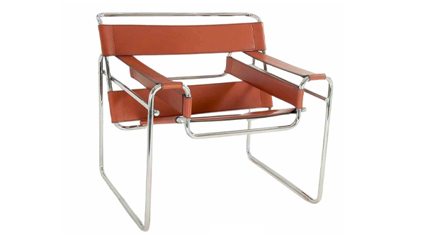 fauteuil wassily marron