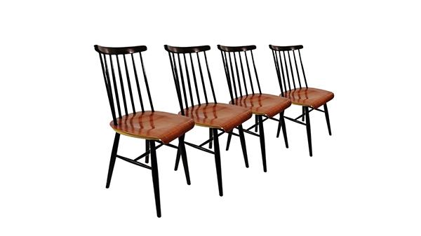 lot chaises fanett tapiovaara