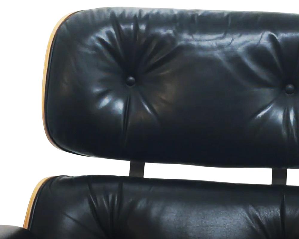 eames haut du fauteuil