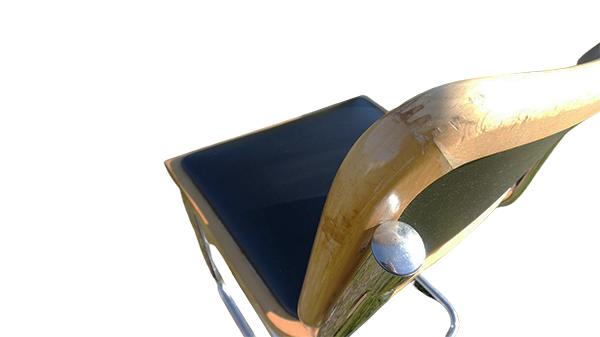 chaise breuer noir