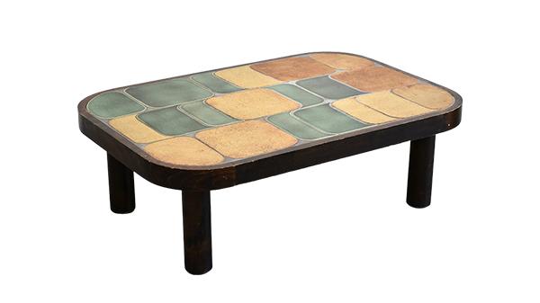 table shogun roger capron
