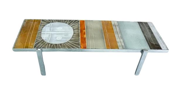 table soleil roger capron